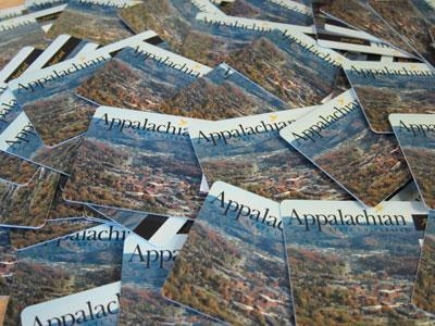 pile of AppCards